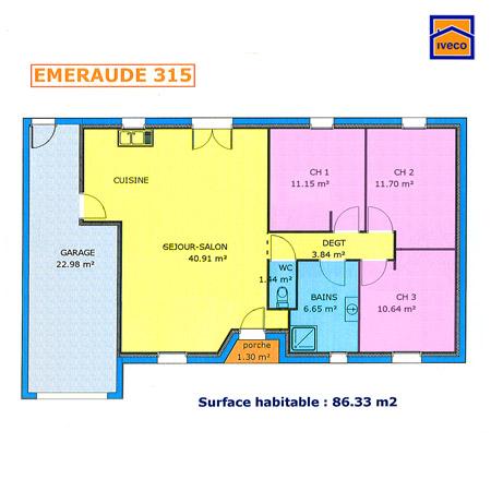 Plans de r sidence principale secondaire immobilier neuf - Voyage sans supplement chambre individuelle ...